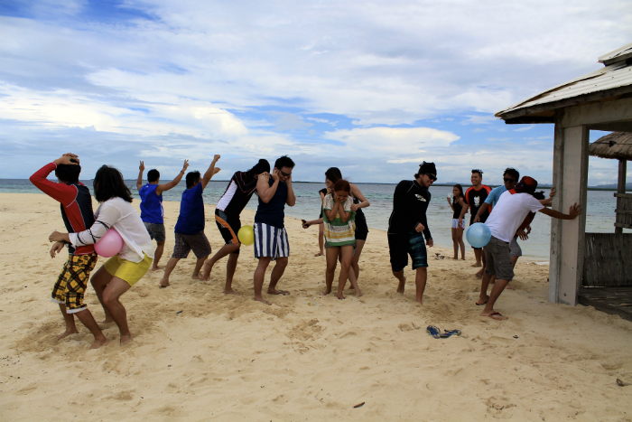 Playing Games in Pandanon Island